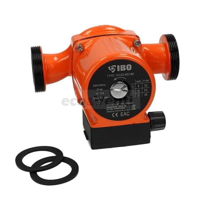 IBO OHI 32-60/180 | Hot Water Circulation Pump Central Heating