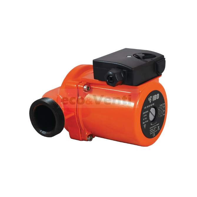 IBO OHI 32-80/180 | Hot Water Circulation Pump Central Heating