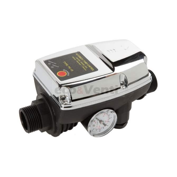 PC-15 ELECTRONIC DEVICE FOR ELECTRIC PUMP CONTROL   DAMBAT