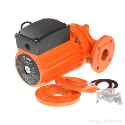 IBO OHI 50-170/250 | Glandless Industrial  Hot Water Circulation Pump