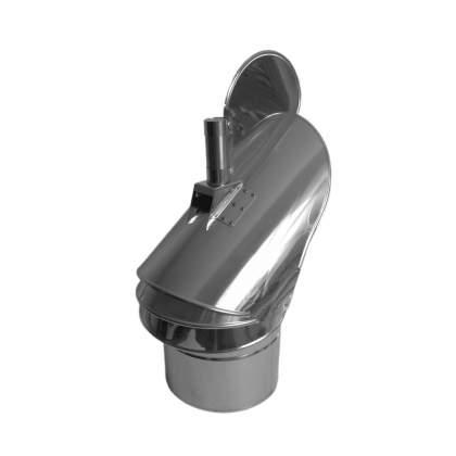 Self-adjusting EB chimney cowl 0,6mm