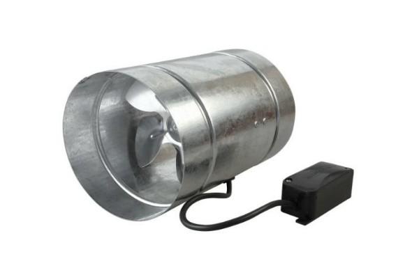 Axial Duct Fans : Vkomz inline axial duct fan vents