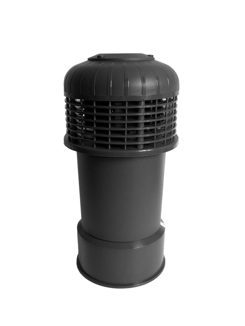 Chimney Pot With Electric Fan Alfawent Plus Wirplast