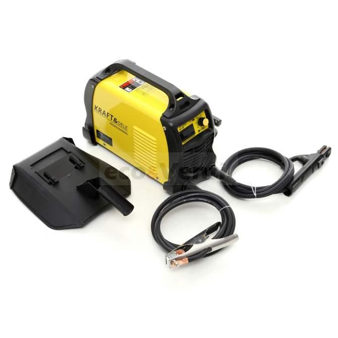 KRAFT&DELE KD1855 300 AMP Inverter Welder