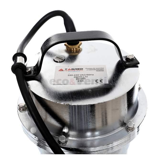 Fäkalienpumpe TA505