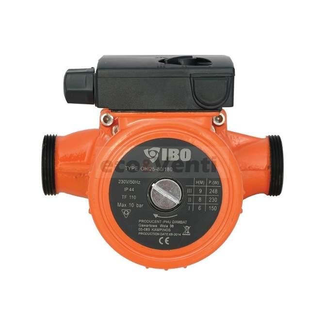 IBO OHI 25-60/180 | Umwälzpumpe Heizungspumpe Pumpe