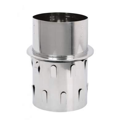 Basis für schornsteinaufsatz 1,0mm