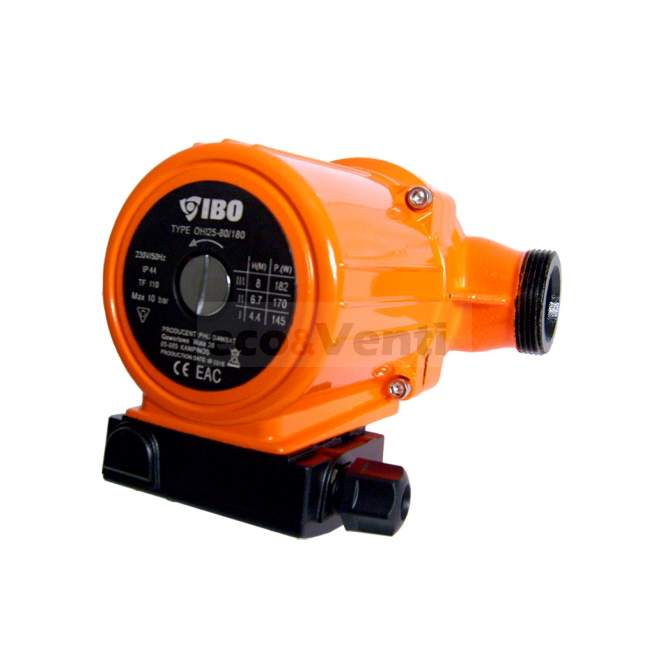 IBO OHI 25-80/180 | Hot Water Circulation Pump Central Heating