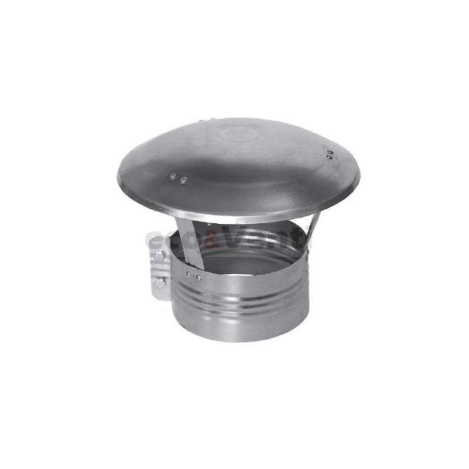 Chimney Cap DA - Chimney Cap | galvanized