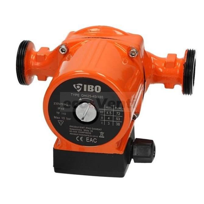 IBO OHI 25-40/180 | Pompa di circolazione