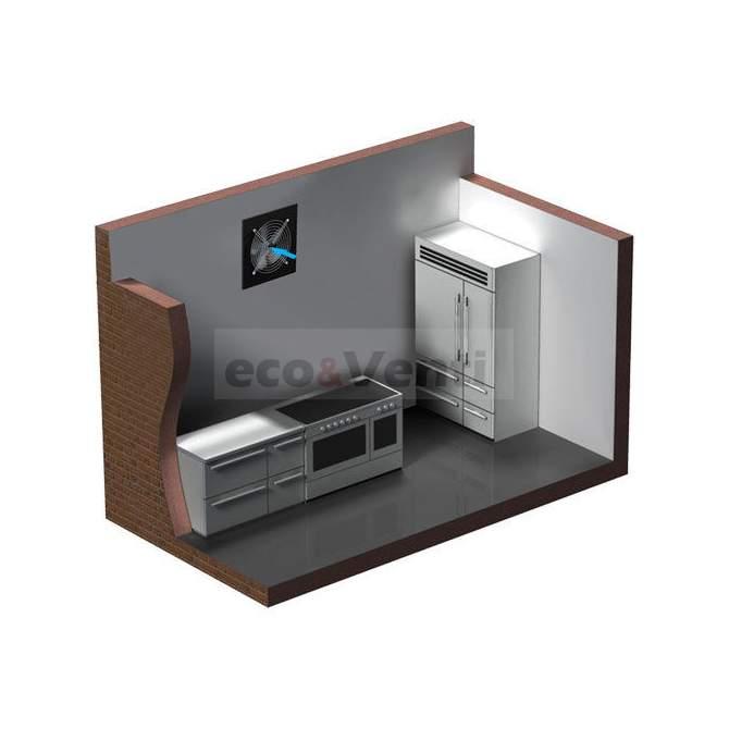 OV1 - ventilatore da parete | VENTS