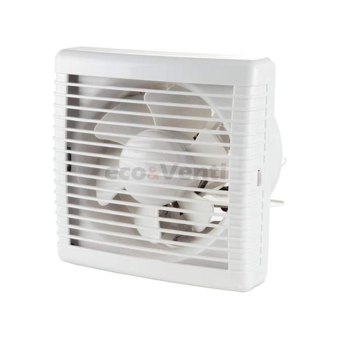 VVR - ventilatore da finestra | Vents | 180 230 mm