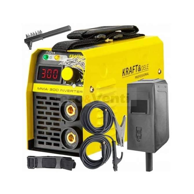 KRAFT&DELE KD1833 300 AMP Saldatore  MMA IGBT