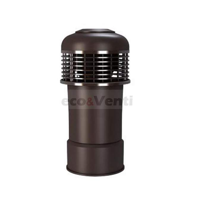 Chimenea con ventilador eléctrico ALFAWENT Plus  | WIRPLAST