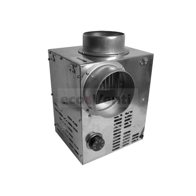 KAM - Ventiladores de chimenea para distribución de aire caliente. | VENTS