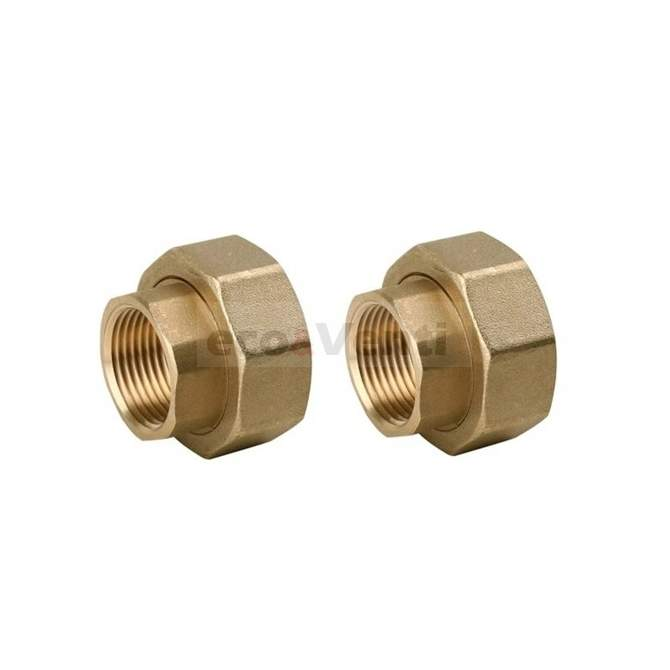 Brass Pump Connection Fitting