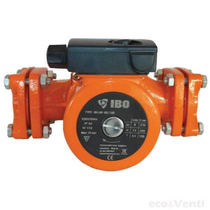 IBO OHI 40-80/200 | Hot Water Circulation Pump Central Heating